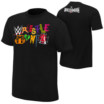"""WrestleMania 31 """"We Are Wrestlemania"""" Youth T-Shirt"""
