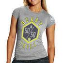 Punishment Athletics 50/50 Juniors T-Shirt - Athletic Gray