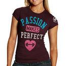 Punishment Athletics Passion Juniors Slim Fit T-Shirt - Purple