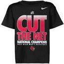 Nike Louisville Cardinals 2013 NCAA Men's Basketball National Champions Preschool Locker Room T-Shirt - Black