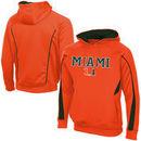 Miami Hurricanes Renegade Pullover Hoodie - Orange