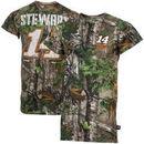Chase Authentics Tony Stewart 2013 Xtra T-Shirt - Realtree Green Camo