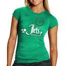 NHL Rinkside Winnipeg Jets Women's 2012 St. Patricks Lucky T-Shirt