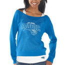 Orlando Magic Womens Holy Long Sleeve T-Shirt and Tank - Royal Blue