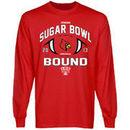 Louisville Cardinals 2013 Sugar Bowl Bound Long Sleeve T-Shirt