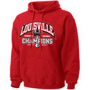Louisville Cardinals 2013 Sugar Bowl Champions Hooded Sweatshirt
