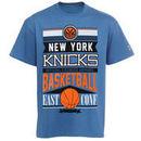 New York Knicks Youth Rafters T-Shirt - Royal Blue