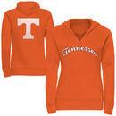 Tennessee Volunteers Women's Oversize Script Logo Hoodie Sweatshirt