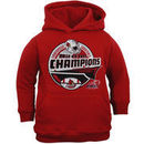 Louisville Cardinals Youth 2012 SEC Football Champions Bunt Hooded Sweatshirt - Red