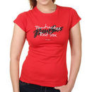 Pawtucket Red Sox Women's Softstyle T-Shirt - Red
