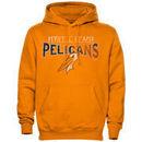Myrtle Beach Pelicans Heavy Blended Hoodie - Yellow