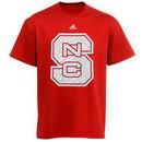 adidas North Carolina State Wolfpack Primal Logo T-Shirt - Red