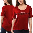 South Carolina Gamecocks Women's Plus Sizes Jewel T-Shirt - Garnet
