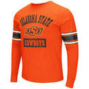 Oklahoma State Cowboys Meteor Long Sleeve T-Shirt - Orange