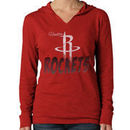 Houston Rockets '47 Brand Women's Primtime Hoodie - Red