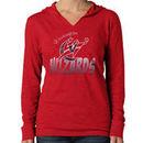 Washington Wizards '47 Brand Women's Primetime Hoodie - Red