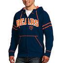 Chicago Bears Antigua Velocity Hoodie - Navy Blue