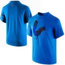 Nike France Youth Team TD T-Shirt - Royal Blue