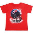 Houston Texans Toddler Smash Mouth T-Shirt - Red