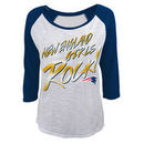 New England Patriots Juniors Rocker Raglan T-Shirt