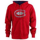 Montreal Canadiens Old Time Hockey Conway Full Zip Hoodie - Red