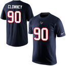 Jadeveon Clowney Houston Texans Nike Player Name & Number T-Shirt - Navy Blue