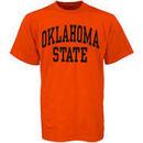 Oklahoma State Cowboys Arch T-Shirt - Orange