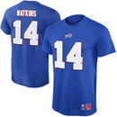 Sammy Watkins Buffalo Bills Majestic Big & Tall Eligible Receiver Name and Number T-Shirt - Royal