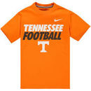 Tennessee Volunteers Nike Youth Cotton Practice T-Shirt - Orange
