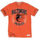 Baltimore Orioles Mitchell & Ness Hometown Champs T-Shirt - Orange