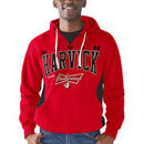 Kevin Harvick G-III Sports by Carl Banks Body Work Pull Over Fleece Hoodie - Red