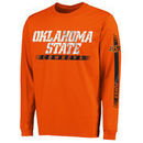Oklahoma State Cowboys San Marco Long Sleeve T-Shirt - Orange