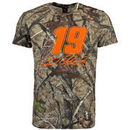 Martin Carl Edwards Checkered Flag TrueTimber All Over Cover T-Shirt - Camo