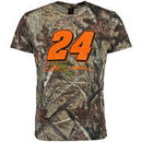 Martin Jeff Gordon Checkered Flag TrueTimber All Over Cover T-Shirt - Camo