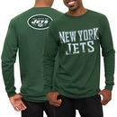 New York Jets No Huddle Long Sleeve T-Shirt - Green