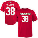 Jarryd Hayne San Francisco 49ers Youth Mainliner Name and Number T-Shirt - Scarlet