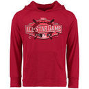 Majestic Threads All-Star Game Hacci Slub Pullover Hoodie - Red