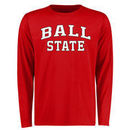 Ball State Cardinals Everyday Long Sleeve T-Shirt - Red