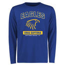 Embry-Riddle Eagles Campus Icon Long Sleeve T-Shirt - Royal