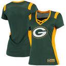Green Bay Packers Majestic Women's Draft Me T-Shirt - Green