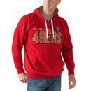 San Francisco 49ers G-III Sports by Carl Banks All-Star Pullover Hoodie - Scarlet