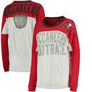 Tampa Bay Buccaneers Women's Ralph Long Sleeve T-Shirt - Red