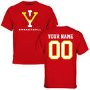 Virginia Military Institute Keydets Personalized Basketball T-Shirt - Red