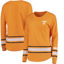 Tennessee Volunteers Colosseum Women's All Around Oversized Long Sleeve T-Shirt - Tennessee Orange