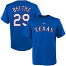 Adrian Beltre Texas Rangers Majestic Youth Player Name & Number T-Shirt - Royal