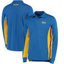 UCLA Bruins Colosseum Chip Shot Long Sleeve Polo - Blue