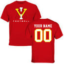 Virginia Military Institute Keydets Personalized Football T-Shirt - Red