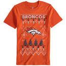 Denver Broncos Youth Light the Tree T-Shirt - Orange
