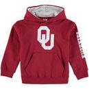 Oklahoma Sooners Colosseum Toddler Big Logo Pullover Hoodie - Crimson