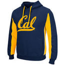 Cal Bears Colosseum Thriller II Pullover Hoodie - Navy/Gold